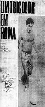 UmTricolor em Roma
