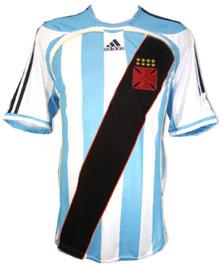Nova Camisa da Argentina
