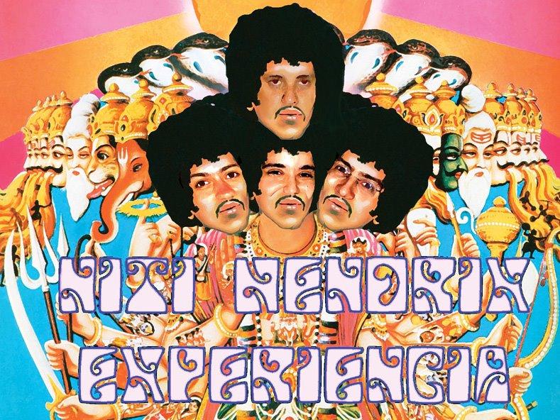 Niti Hendrix Experiência