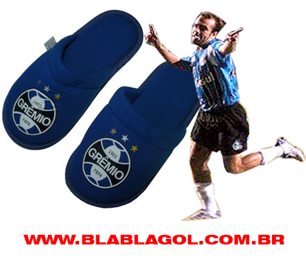 Roger - Chinelinho do Grêmio