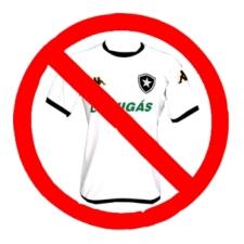 Sem Camisa Branca - Botafogo