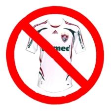 Sem Camisa Branca - Fluminense