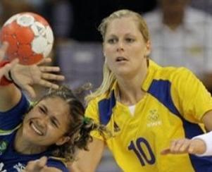 Suécia ganha do Brasil