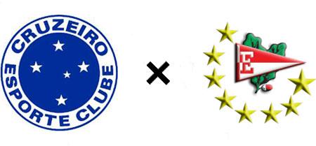 Cruzeiro x Estudiantes