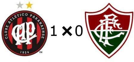 Atlético-PR 1x0 Fluminense