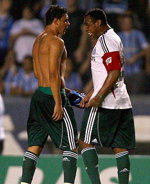 Belluzzo e Cipullo discutem os destinos do Palmeiras