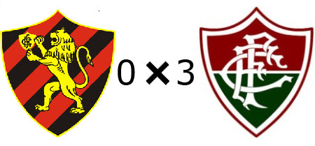Sport 0x3 Fluminense