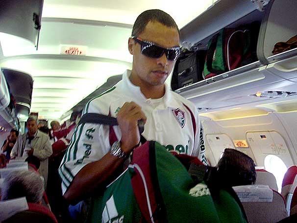 O artilheiro em um de seus melhores momentos pelo Botafogo