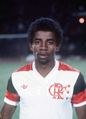 Marcelo Rospide nos tempos de jogador