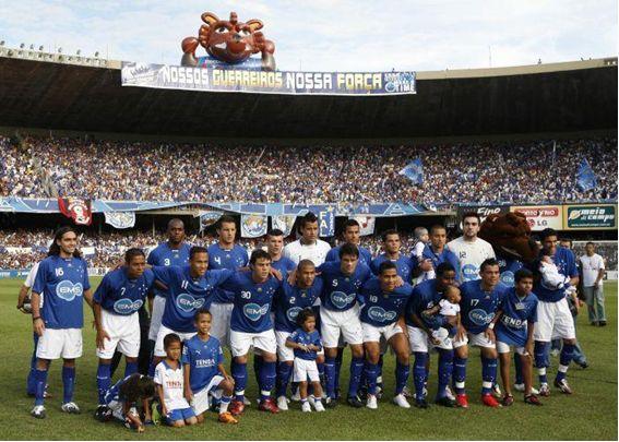 Último título com a camisa celeste (Campeonato Mineiro 2009)