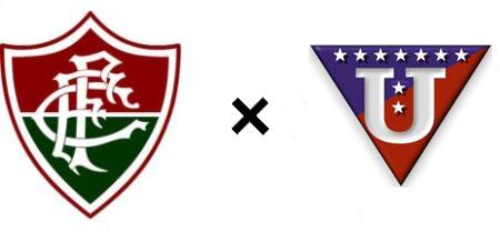 Fluminense x LDU