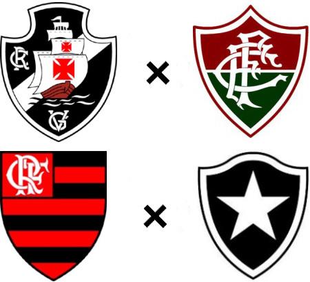 Dis Do Turno Carioca N  O Apresenta Surpresas  Vasco  Fluminense