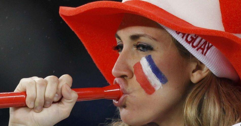 Vuvuzela Paraguaia