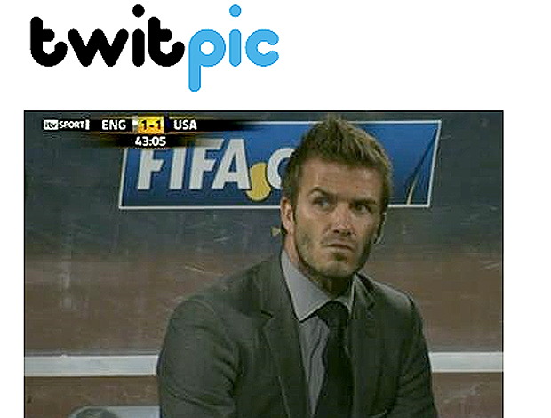 Chupa essa manga, Beckham...