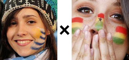 Uruguai x Gana