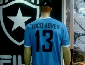 W. S.  El Loco  Abreu G. Blá blá Gol 4bed8b55154db