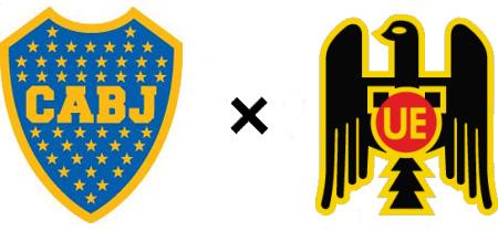 Boca Jrs x Uniõn Española