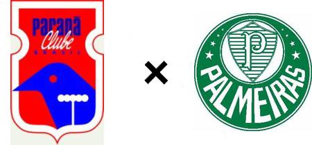 Paraná x Palmeiras