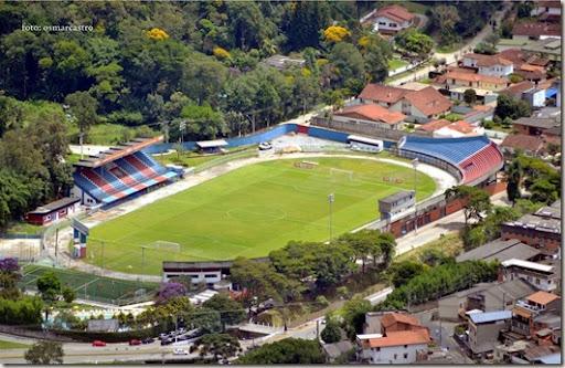 Estádio Eduardo Guinle - Nova Friburgo