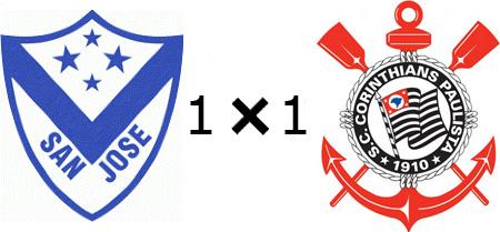 San Jose 1x1 Corinthians