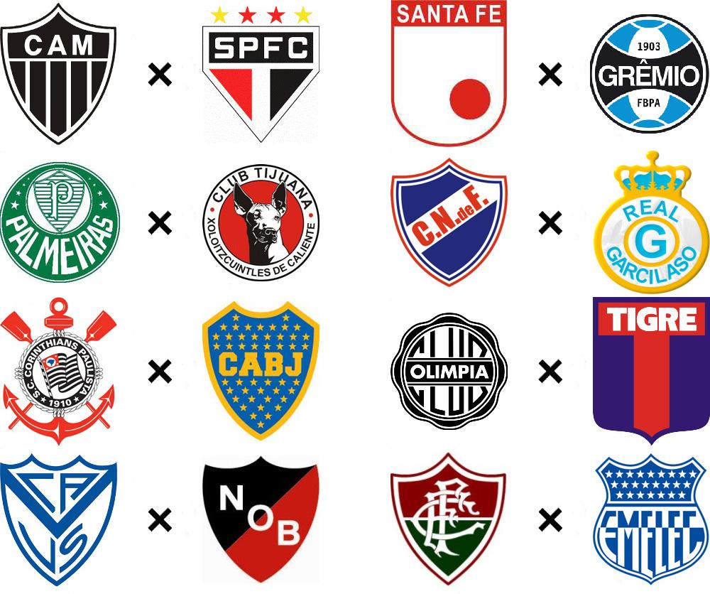 Libertadores 2013 - Oitavas de Final
