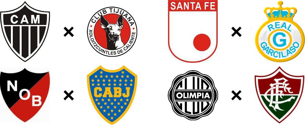 Libertadores 2013 - Quartas de Final