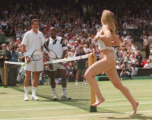 Wimbledon é legal