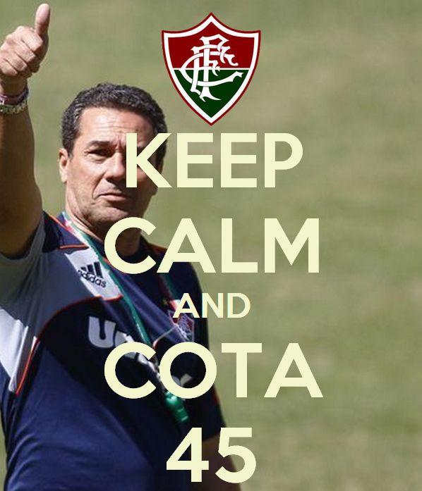 Keep Calm and Cota 45