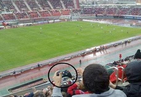 Nerd no estádio