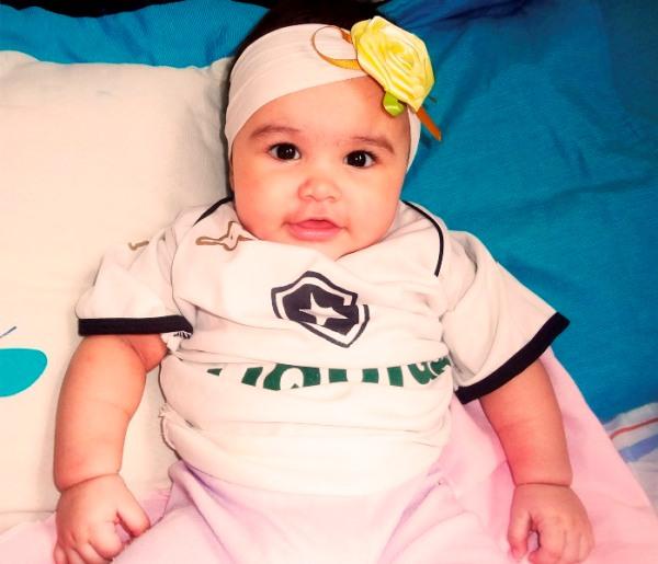 Sorrindo com Botafogo