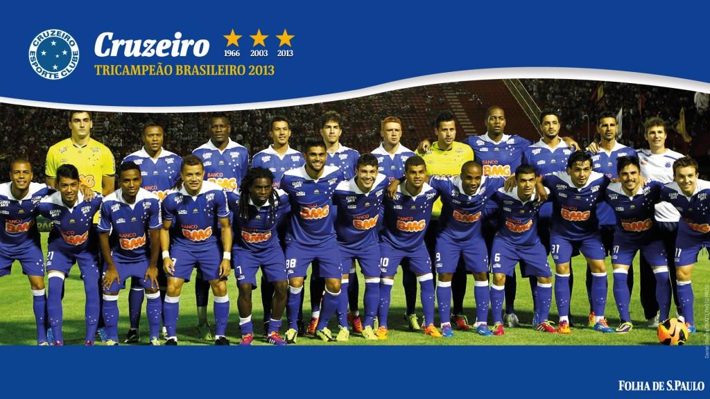 Cruzeiro Campeão!