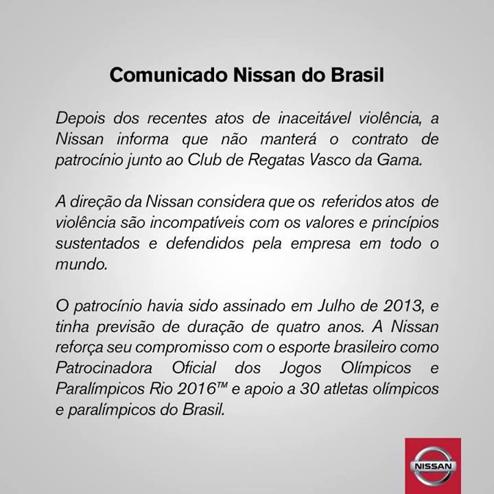 Nissan x Vasco