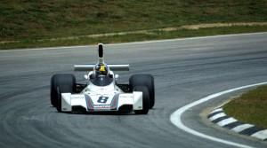 Brabham 1975, Martini e Carlos Pace: a única vitória do lendário piloto brasileiro, em Interlagos