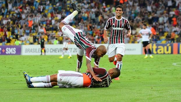 Deitando e rolando no Brasileirão