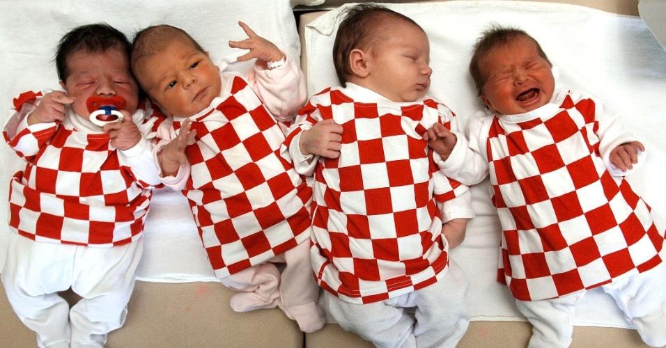 Bebês croatas